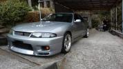 Heisei era 8 year BCNR33 Skyline GT-R V specifications repair history less RB26 5MT rebuilt engine mission putting substitution settled