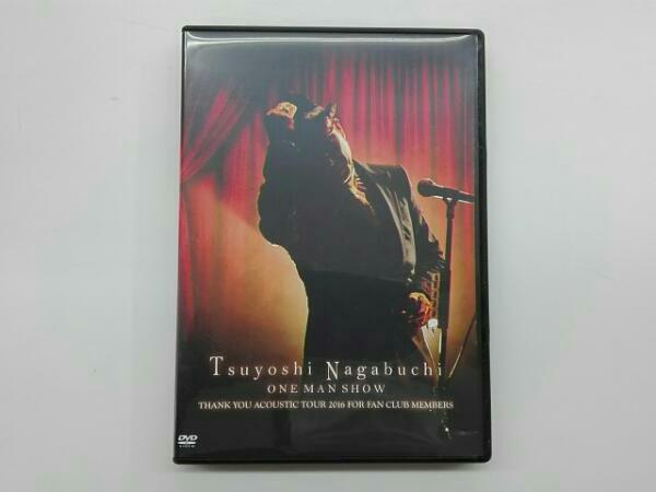 長渕剛  Tsuyoshi Nagabuchi ONE MAN SHOW(初回限定版) ライブグッズの画像