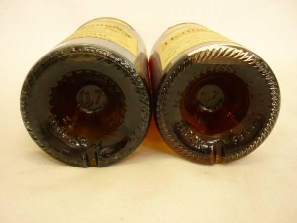 ★☆1円~古酒 Hennessy ヘネシー VSOP 2本 ☆★_画像3
