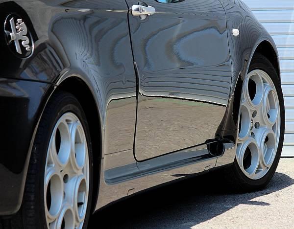 【 最終モデル / イモラレザー 】 2006y アルファロメオ 147 GTA タイベル交換済 V6 250ps 検R3/5_画像5