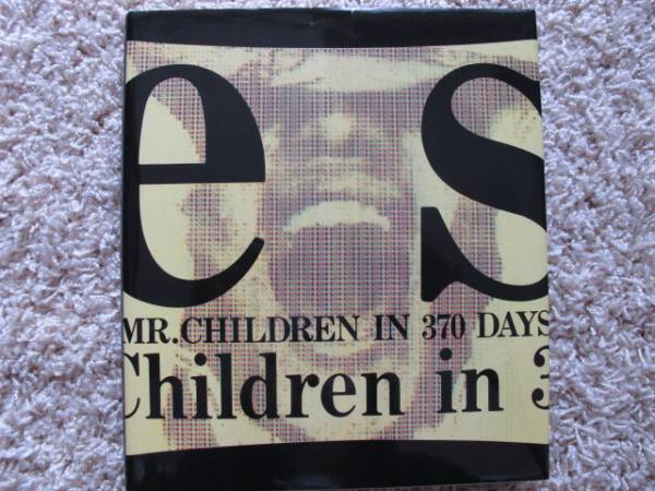 "Mr.Children ""es"" 写真集 桜井和寿"