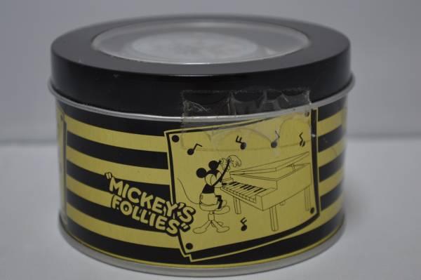 """ディズニー 腕時計 ミッキー プレミアム ラインストーン付きメタルリストウォッチvol.2 """"MICKEY'S FOLLIES""""_画像2"""