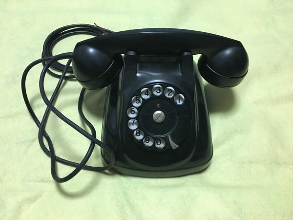 黒電話_画像1