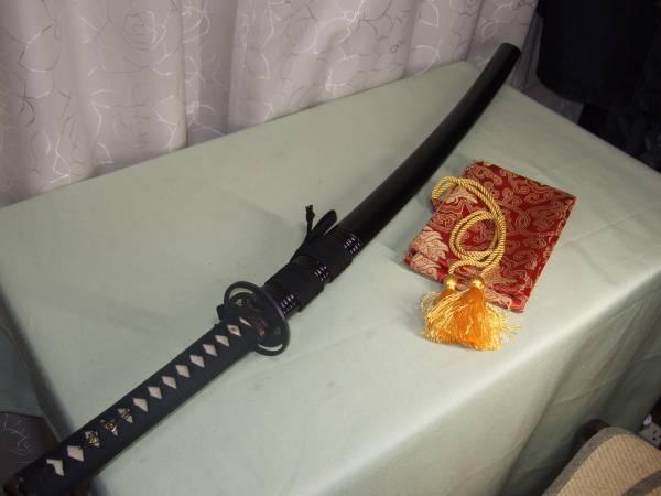 【高級本格居合刀】 模造刀 日本アンティックギャラリー製 藤原朝臣村正 美品