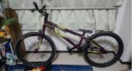 Onza Zoot ストリートトライアル 自転車 使用少 24インチ 送料無料