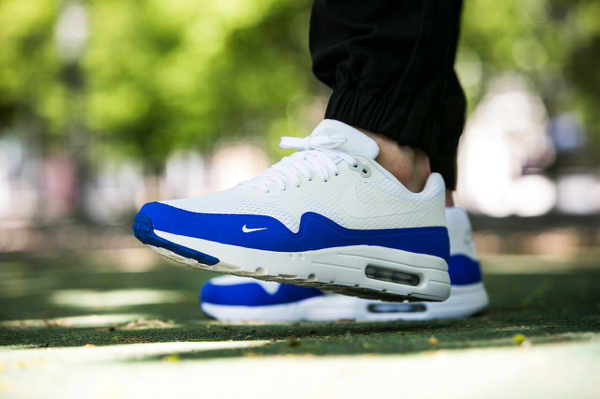 Nike Air Max 1 Ultra Essential OG Blue   SneakerFiles
