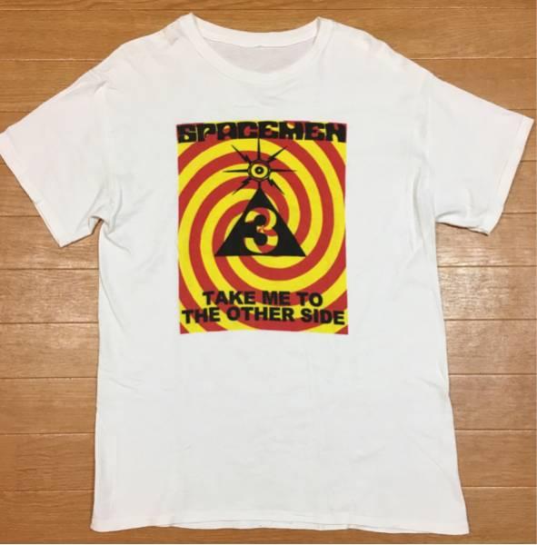 レア SPACEMEN 3 ビンテージ Tシャツ / 90s nirvana sonic youth radiohead my bloody valentine jesus and mary chain