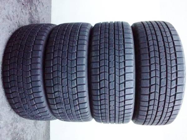 バリ山スタッドレス 245/45R19 ダンロップ DSX-2 4本 LEXUS LSレクサス W222メルセデスベンツ BMW F01 F02 E65 E66 X4 XW35 CTS XJジャガー
