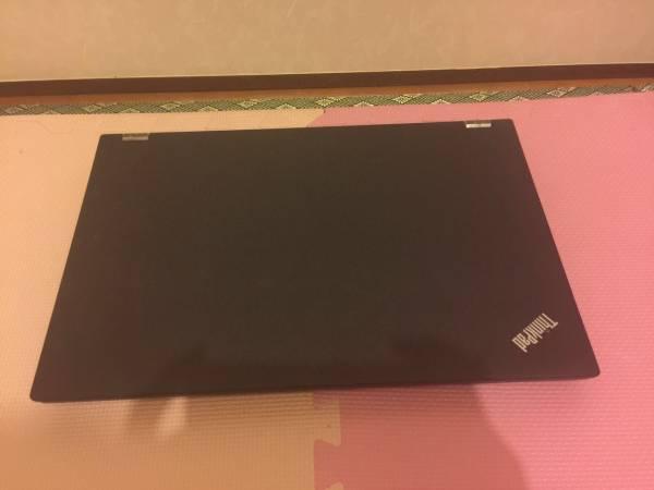 ThinkPad P70 I7-6820HQ ES/32GB新品/360GB SSD+500GB HDD二つ美品/1080P解像度タッチ機能あり/バッテリー新品/Quadro M4000M Win10導入_画像2