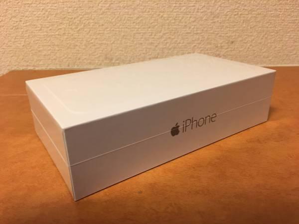 【未開封新品】★Apple iPhone6 Plus 64GB Space Gray★格安SIM可