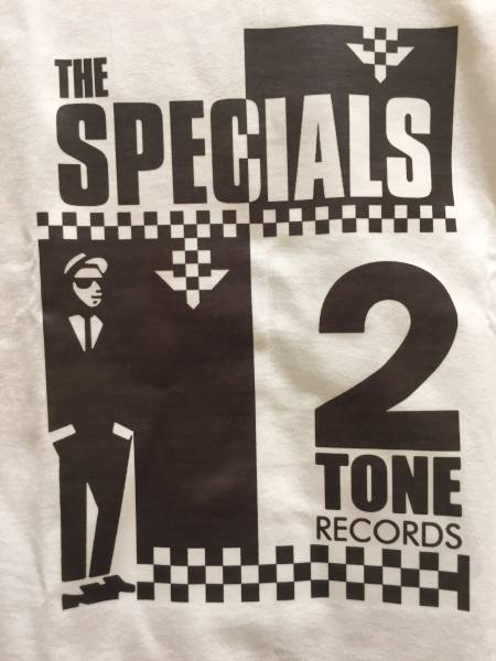 SpecialsスペシャルズTシャツ/検索madness skinheads ska スカパラ rocksteady raggae 2tone ramones clash sexpistols