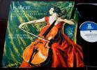 LP/トルトゥリエ/J.S.バッハ チェロとチェンバロのためのソナタ/極美盤