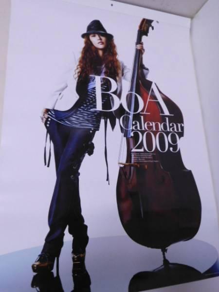 E090 【カレンダー サイズ:中】 ③BOA 2009年