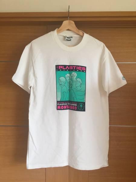 プラスチックス PLASTICS Tシャツ 1999