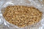 カブトムシ幼虫用 エサ コナラ チップ 40L オマケ 使用済み椎茸菌床