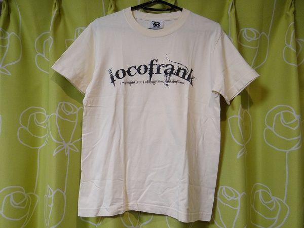 希少 LocoFrank STANDARD TOUR 2010 Tシャツ Sサイズ ロック バンド メタル