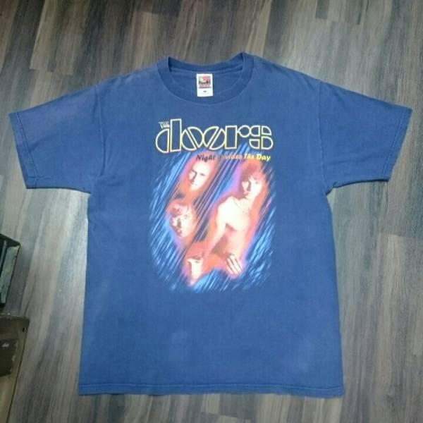 ドアーズ The Doors FRUIT OF THE LOOM Tシャツ アメリカ ロックバンド ヴィンテージ vintage ロックT バンドT