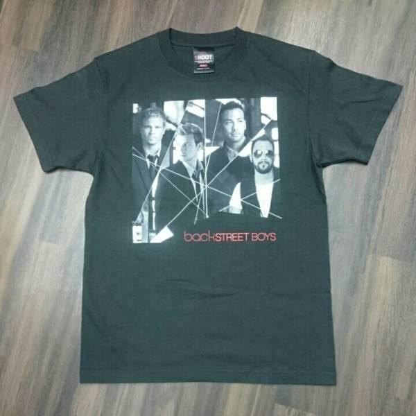 backSTREET BOYS バックストリート・ボーイズ WORLD TOUR 2008 SHOOT Tシャツ アメリカ ポップアイドル Sサイズ