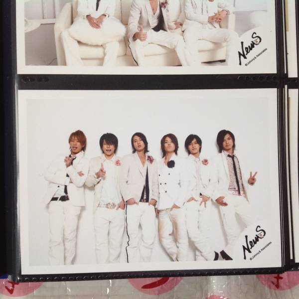 NEWS★公式写真 42