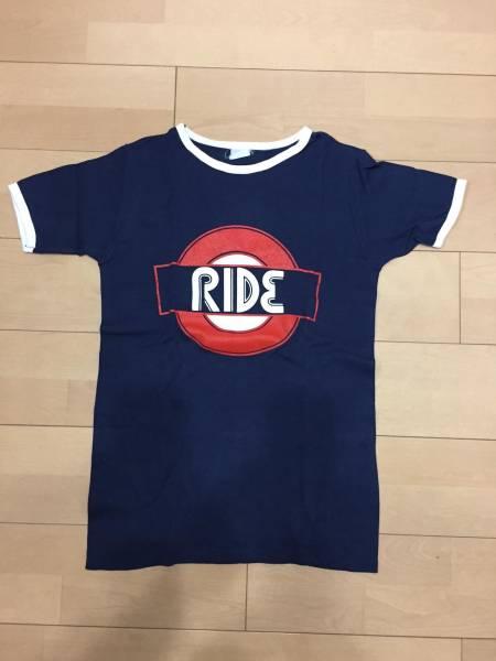 【中古】RIDE ライド シューゲイザー 轟音 イギリス オルタナティヴ Carnival of the Light 当時物 ツアーTシャツ チビT