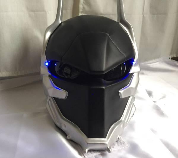 新品・特注品■ バットマン Batman ヘルメット ハンドメイド■BMX スノボ スケボー イベント ハロウィン 学園祭などにも!_画像1