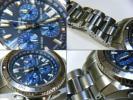★CASIO 腕時計OCEANUS 4329カシオ オシアナスOCW-650Twave ceptorチタン送料360\クロノ 世界時計電波ソーラー完全可動 電池交換不要