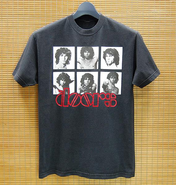 ドアーズ/ジム・モリソン プリントTシャツ【L】ts3252