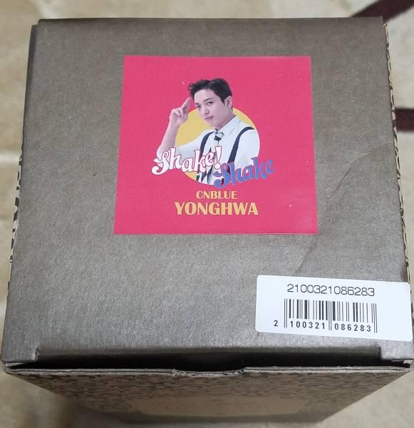 CNBLUE 『SHAKE』 BOICE限定盤 特典タンブラー ヨンファ ライブグッズの画像