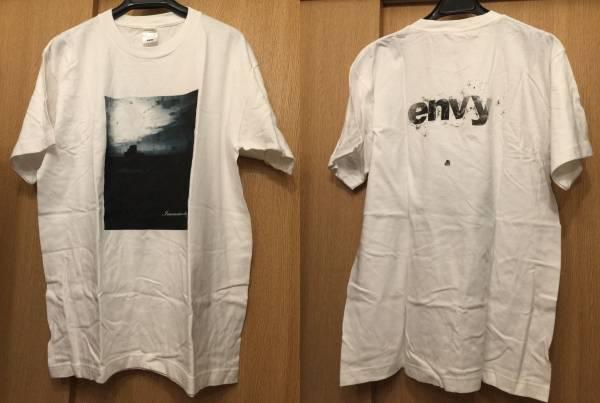 ENVY エンビー Tシャツ L ポスト ハードコア 激情系 パンク toe
