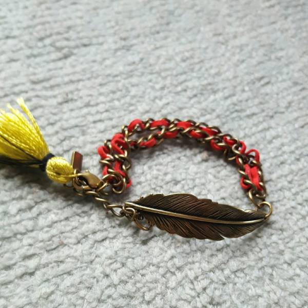 L'Arc~en~Cielオフィシャルグッズ Wing Bracelet