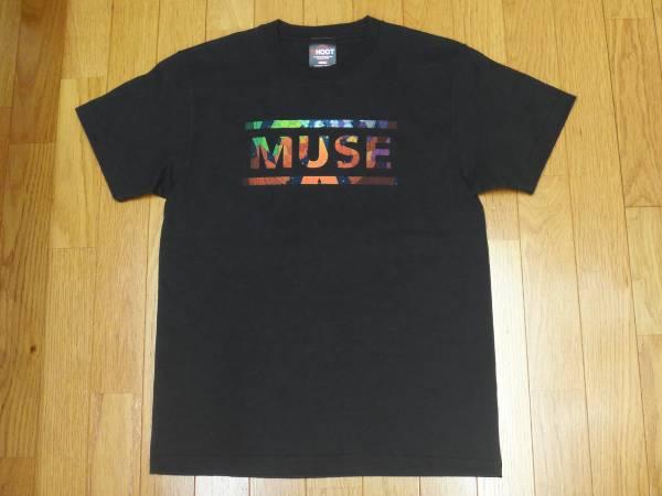 【 MUSE 】2010ツアー バンドTシャツ 黒 S