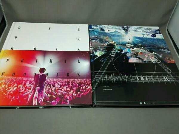 ONE OK ROCK PRIMAL FOOTMARK #4/#5 2冊セット