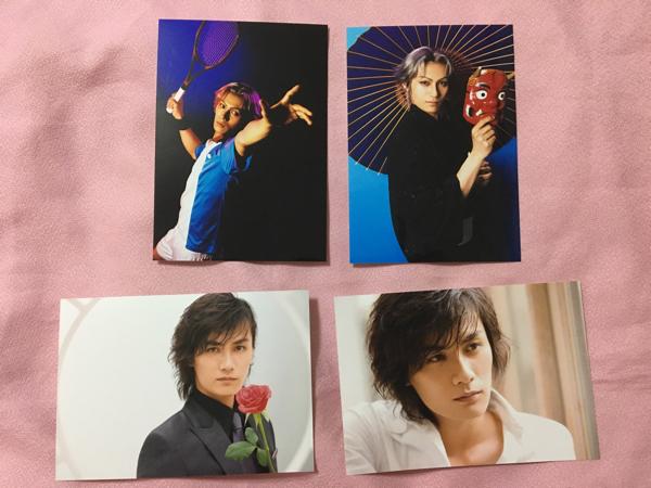 ミュージカルテニスの王子様生写真 跡部景吾 加藤和樹