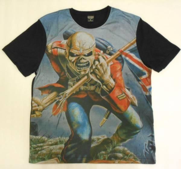 IRON MAIDEN Tシャツ Mサイズ ( アイアンメイデン ヘビィメタル ヘビメタ ロック バンドTシャツ _画像1