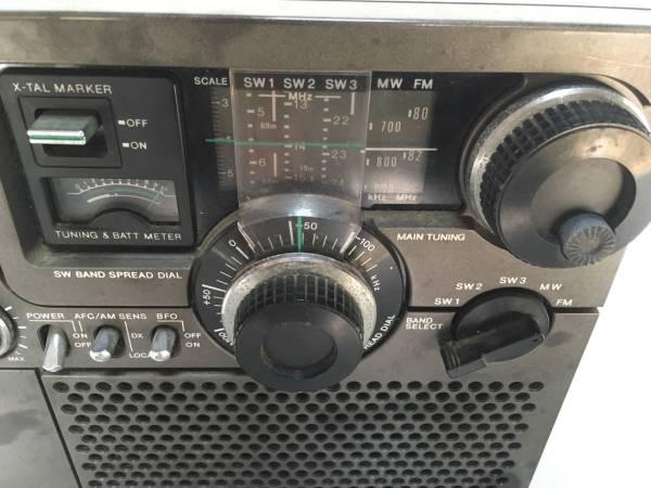 SONY ソニー ICF-5900 スカイセンサー 5900 ジャンク_画像3