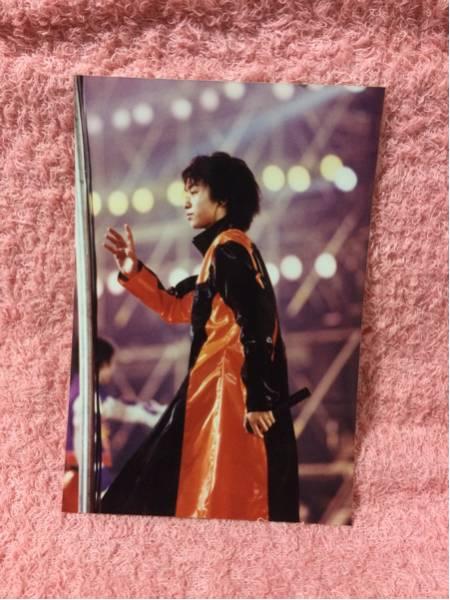 1 嵐 櫻井翔 ファミクラ写真 ライブフォト オレンジ衣装
