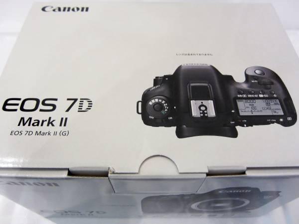 ★☆新品 Canon EOS 7D Mark II(G)・ボディー キヤノン☆★