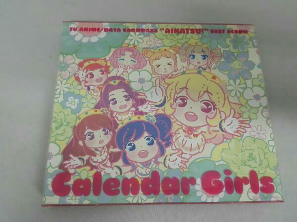 STAR☆ANIS TVアニメ/データカードダス アイカツ! ベストアルバム Calendar Girls グッズの画像