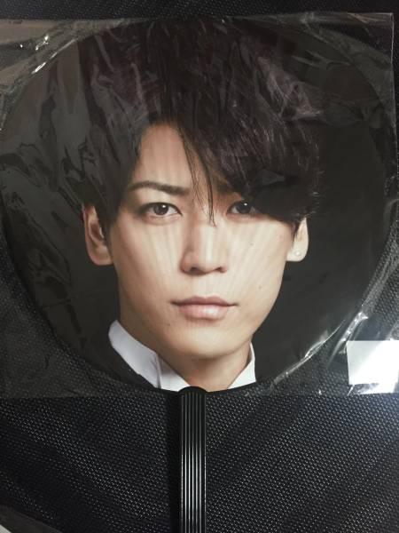 KAT-TUN 亀梨和也 うちわ LIVETOUR 2014 COMEHERE