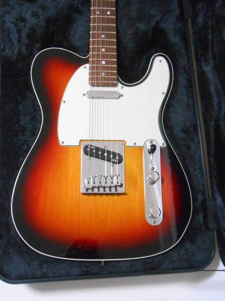 ★定価31万円! 2013年製 Fender USA American Deluxe Telecaster N3 アメリカンデラックス 純正ハードケース付き! 即決