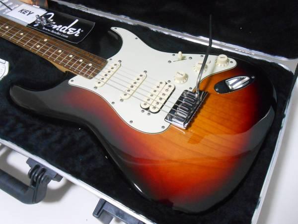 ★定価28万円 2012年製 Fender USA American Deluxe Stratocaster N3 HSS アメリカン・デラックス 即決特価!