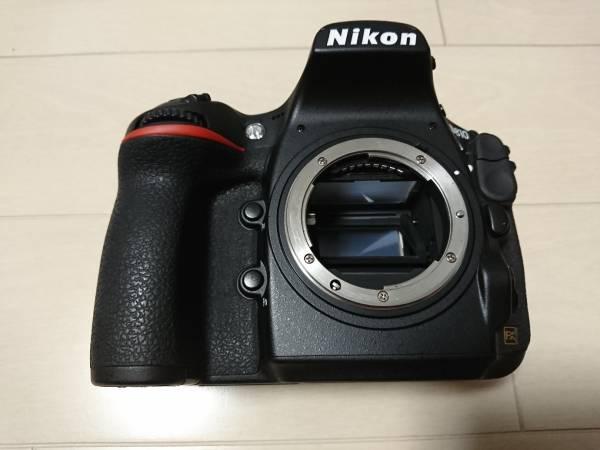Nikon D810 ボディ ニコン フルサイズデジタル一眼レフカメラ 美品 オマケ付_画像3