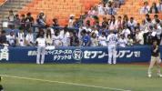 【通路側】 横浜DeNAベイスターズvs福岡ソフトバンクホークス 1塁側BAY SIDE エキサイティングシート2枚