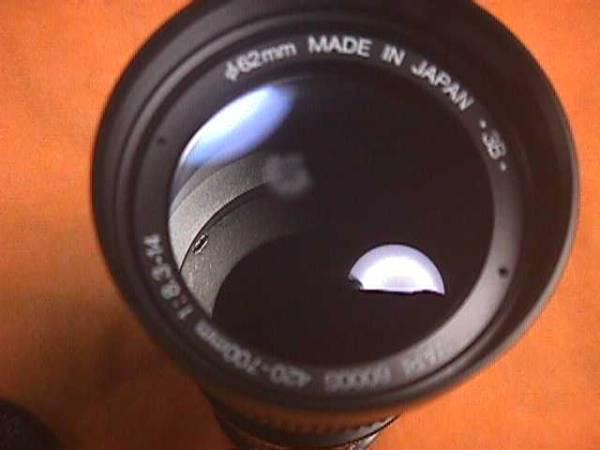 ☆超極上美品 VARI8000S !! 700mm 望遠レンズ DT F8.3-14/420-700mm