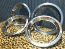 日産純正ホイールリング トリムリング 14インチ フェアレディZ ダットサン ケンメリ ハコスカ シルビア 330 430 セドリック グロリア 510
