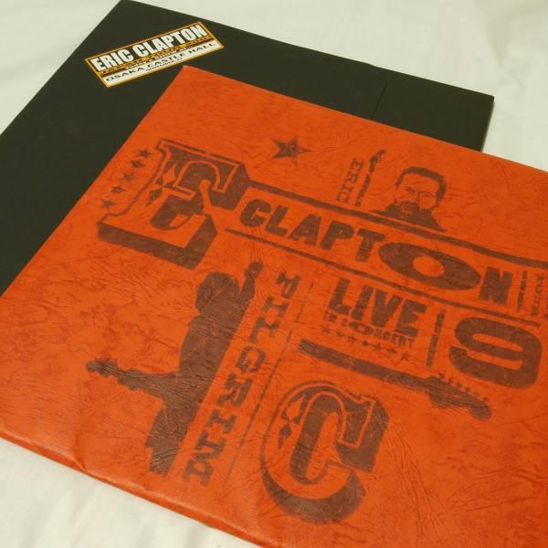 未開封あり エリッククラプトン ツアーパンフレット 1999年 2001年 2冊セット