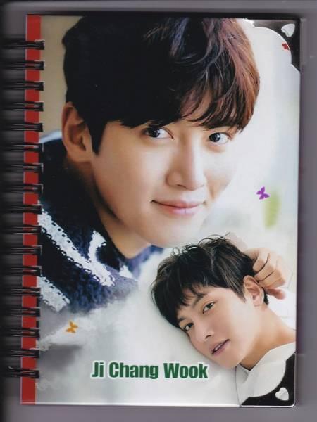 ☆New!■チ・チャンウク■写真付【新型ダイアリー手帳ノート】☆韓国