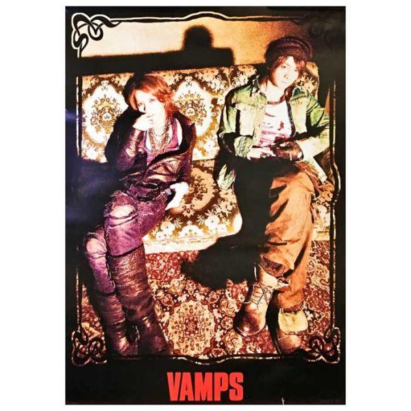 VAMPS ポスター 2009 CD 購入特典 ラルク グッズ hyde L'arc