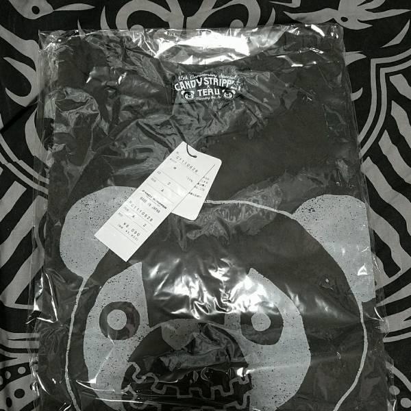 CANDY STRIPPER × TERU コラボTシャツ