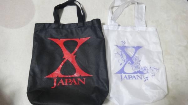 【新品】X JAPANパンフ+バック+グッズいろいろまとめて